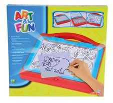 A&F Kreslící tabulka světelná