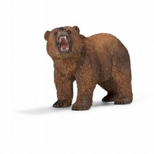 Schleich Zvířátko - medvěd Grizzly