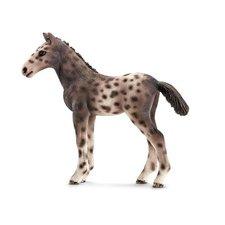 Schleich - Zvířátko - hříbě knabstruperského koně