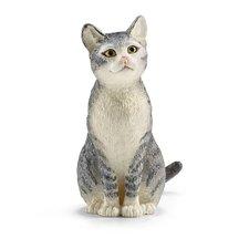 Schleich Zvířátko kočka sedící