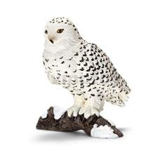 Schleich - Zvířátko - výr sněžný