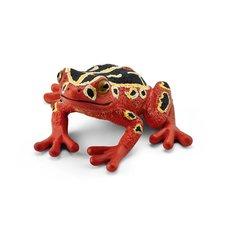 Schleich - Zvířátko - žába africká červená