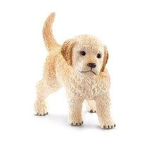 Schleich - Zvířátko - štěně zlatého retrívra
