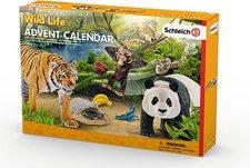 Schleich 97433 Adventní kalendář  2017 - Africká zvířátka