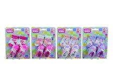 Ponožky a botičky pro panenky