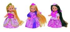 Panenka Evička Rapunzel, extra dlouhé vlasy, 3 dr