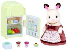 """Sylvanian Families Nábytek """"chocolate"""" králíků - mamka u ledničky"""