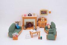 Sylvanian Families Obývací pokoj Deluxe set