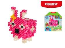 Mikro Trading Mozaika vodní perly 3D 300ks plast zajíček s doplňky 5x6mm Paulinda Super Beads