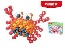 Mikro Trading Mozaika vodní perly 3D 100ks plast krab 10x8mm Paulinda Super Beads v krabičce