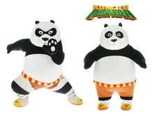 Mikro Trading Kung Fu Panda 3 plyš 20cm asst 2 druhy 0m+