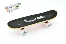 Teddies Skateboard dřevo 43x13cm nosnost 50kg