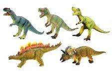 Teddies Dinosaurus plast 40cm asst 6 druhů