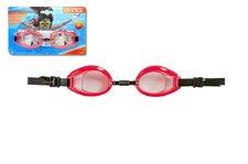 Teddies Plavecké brýle na kartě  8+