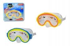 Teddies Potápěčské brýle dětské asst na kartě 3-8 let
