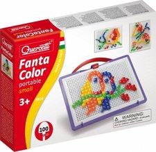 Quercetti Fantacolor Portable 100 ks čtverce
