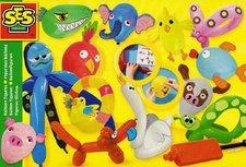SES Maxi set výroba balónků