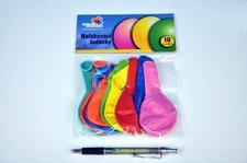 """Smart Balloons Balonek nafukovací 11"""" 12cm 10ks v sáčku karneval"""