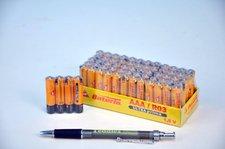 Baterie Ultra Prima R03/AAA 1,5V 4ks ve folii  zinkochloridové