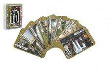Hrací karty, s.r.o. Poznej to, známá místa 1, přísloví 1, společenská hra karty v plastové krabičce