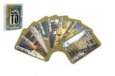 Hrací karty, s.r.o. Poznej to, známá místa 2, sousloví 1, společenská hra karty v plastové krabičce