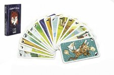 Hrací karty, s.r.o. Černý Petr zvířátka společenská hra karty v papírové krabičce 6,5x10,5x1cm