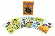 Akim Kvarteto Krtek 2 společenská hra - karty v papírové krabičce