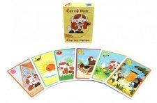 Akim Černý Petr Štěňátko společenská hra - karty v papírové krabičce