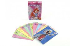 Akim Černý Petr Winx Club společenská hra - karty v papírové krabičce