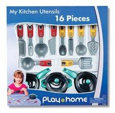 16 dílná kuchyňská sada nádobí - Keenway