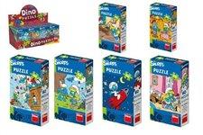 Dino Puzzle Šmoulové 60 dílků 23,5x21,5cm asst 6 druhů