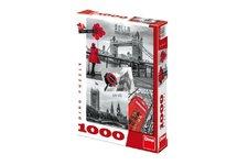 Dino Puzzle Londýn - koláž 1000 dílků 47x66cm