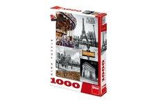 Dino Puzzle Paříž - koláž 1000 dílků 47x66cm