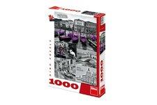 Dino Puzzle Benátky - koláž 1000 dílků 47x66cm