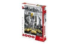 Dino Puzzle New York - koláž 1000 dílků 47x66cm