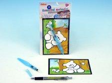 SMT Creatoys Kouzelné malování vodou asst 6 druhů na kartě