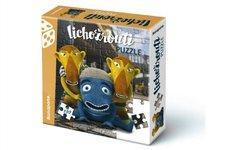 Bonaparte Puzzle Lichožrouti 100 dílků 33x30cm v krabici 20x20cm