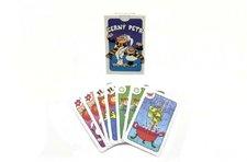 Bonaparte Černý Petr Pojď s námi do pohádky společenská hra - karty v papírové krabičce 6x