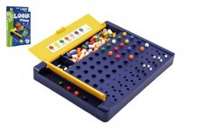 Bonaparte Logik junior společenská hra hlavolam v krabici 19,5x29x3,5cm