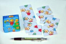 PEXI Hlavolam Puzzle Míša 9 kartiček v krabičce