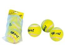 UNISON Tenisové míčky 3ks v sáčku
