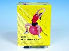 Gymnastický míč 85cm asst 4 barvy v krabici