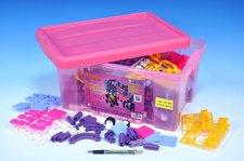 Vista Stavebnice Seva pro holky 1 Jumbo plast 1172ks v plastovém boxu