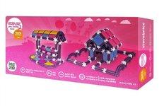 Vista Stavebnice Seva pro holky 2 Mini plast 193ks v krabici 31,5x16,5x7,5cm