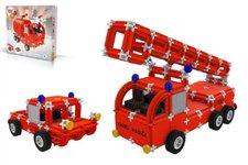 Vista Stavebnice Seva Rescue 1 hasiči