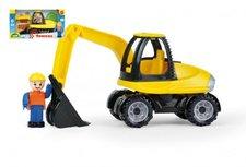 Lena Auto Truckies bagr plast 25cm v krabici 24m+