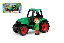 Lena Auto Truckies traktor plast 17cm v krabici 24m+