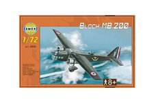 Směr Model Bloch MB.200 31,2x22,3cm v krabici 35x22x5cm