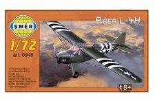 Směr Model Piper L-4H 1:72 14,7x9,3cm v krabici 25x14,5x4,5cm