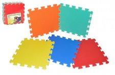 Wiky Pěnové puzzle 32x32cm 10ks v sáčku
